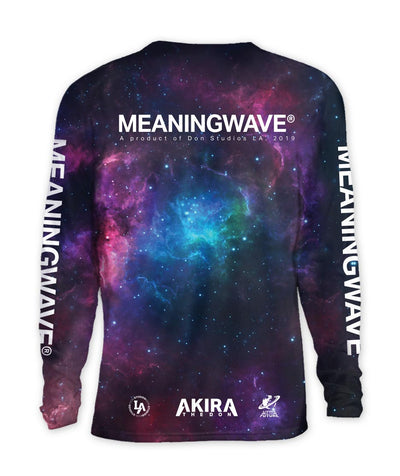 Meaningwave Cosmos Sweatshirt
