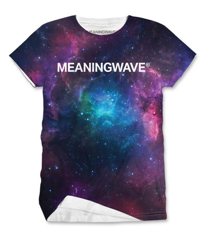Meaningwave Cosmos Men's T-Shirt