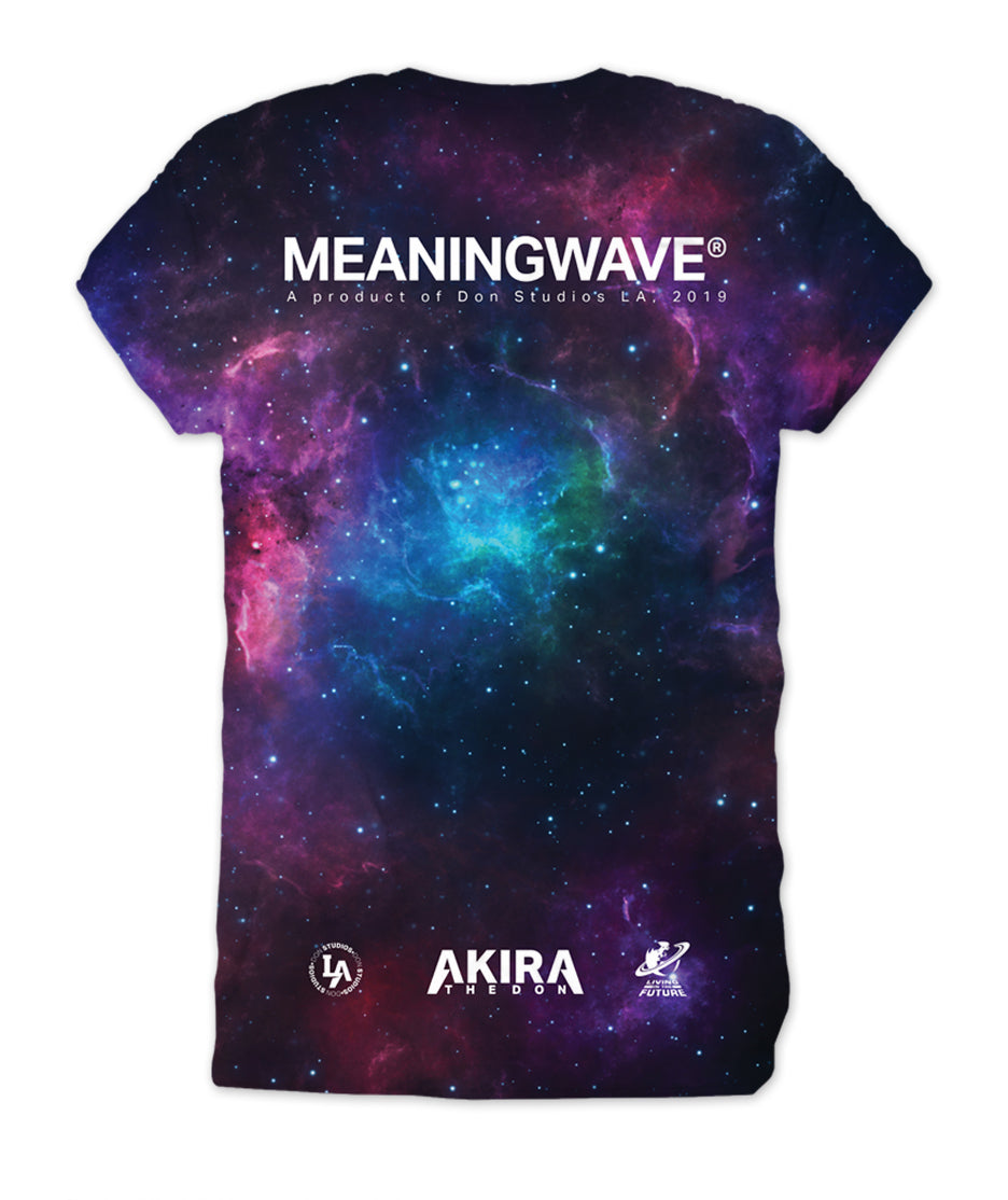 Meaningwave Cosmos Women's T-Shirt