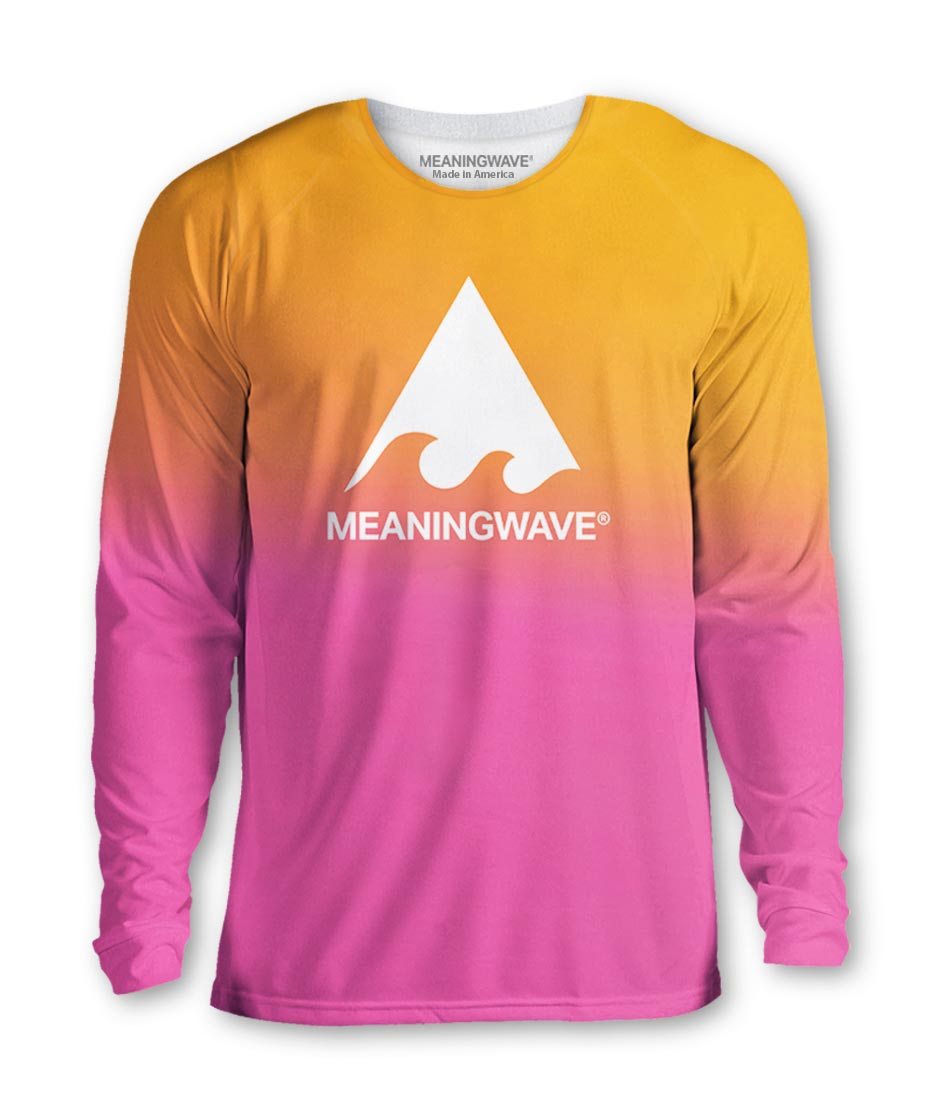 Meaningwave Sunset Sweatshirt
