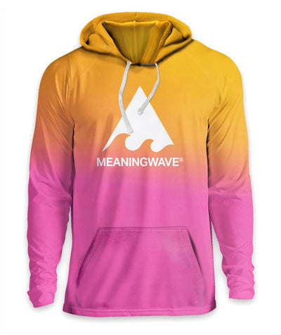 Meaningwave Sunset Hoodie