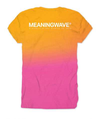Meaningwave Sunset Women's T-Shirt
