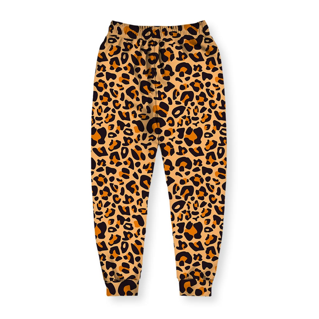 Meaningwave Leopard Men's Joggers