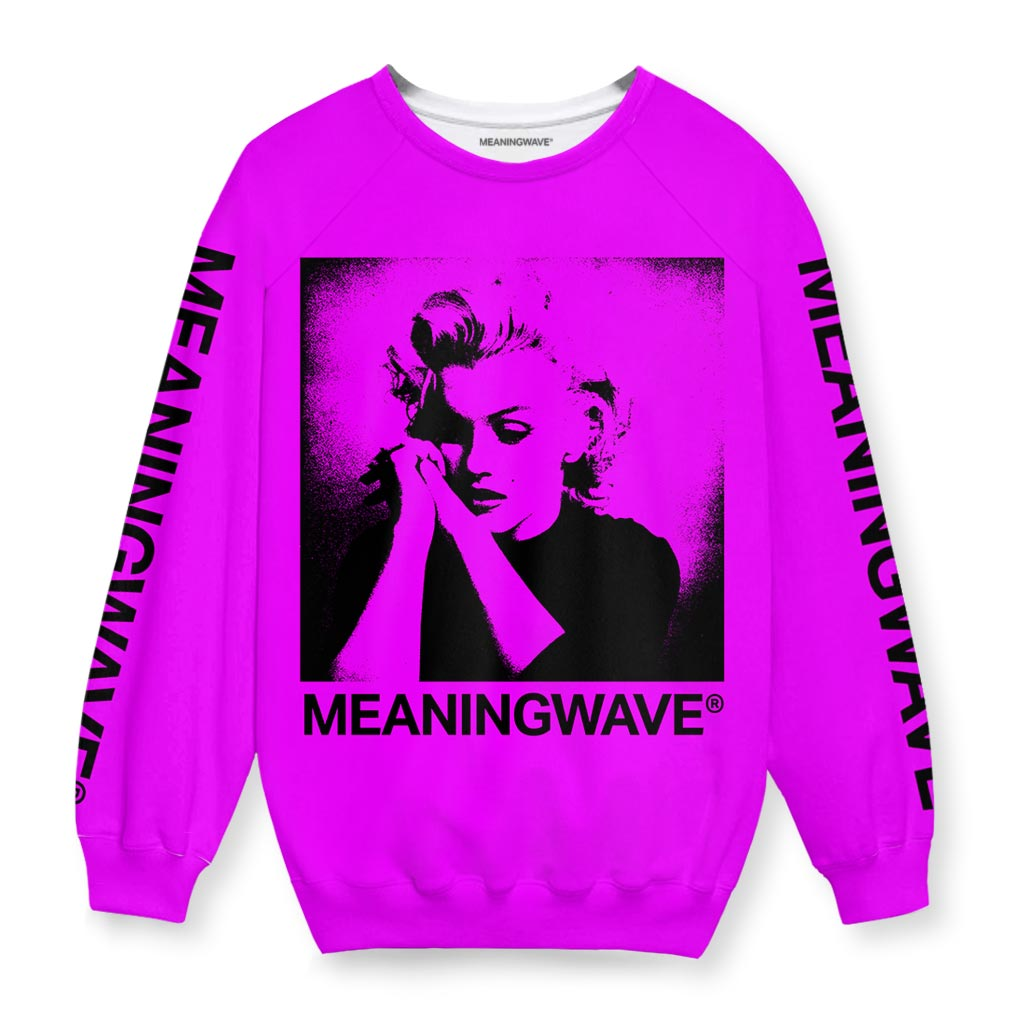 Marilyn Monroe - Generally Miserable Sweatshirt