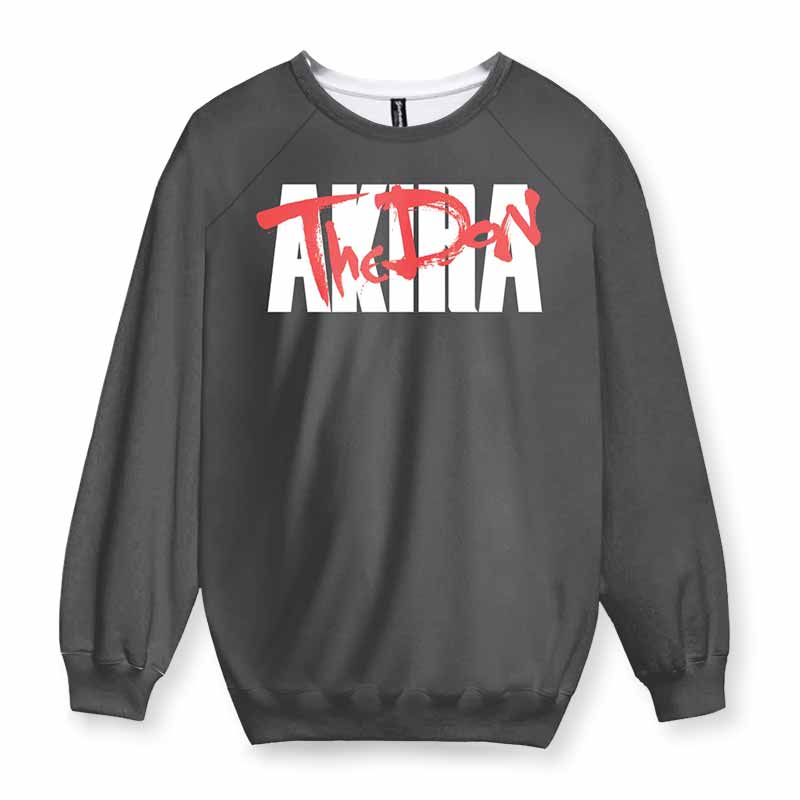 Akira The Don - MANGA MUSIC Sweatshirt