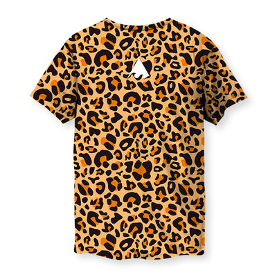 Meaningwave Leopard Men's T-Shirt