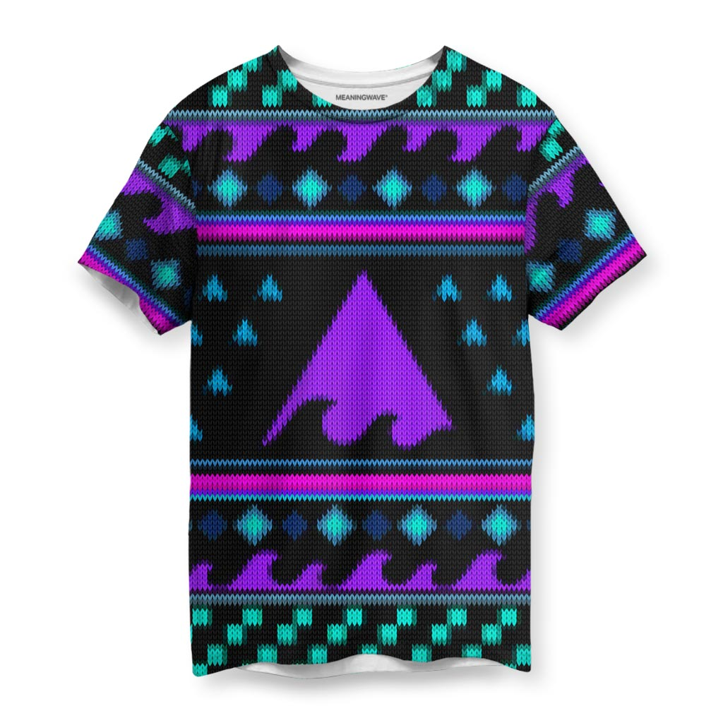 MEANINGWAVE CHRISTMAS 2 Mens's T-Shirt