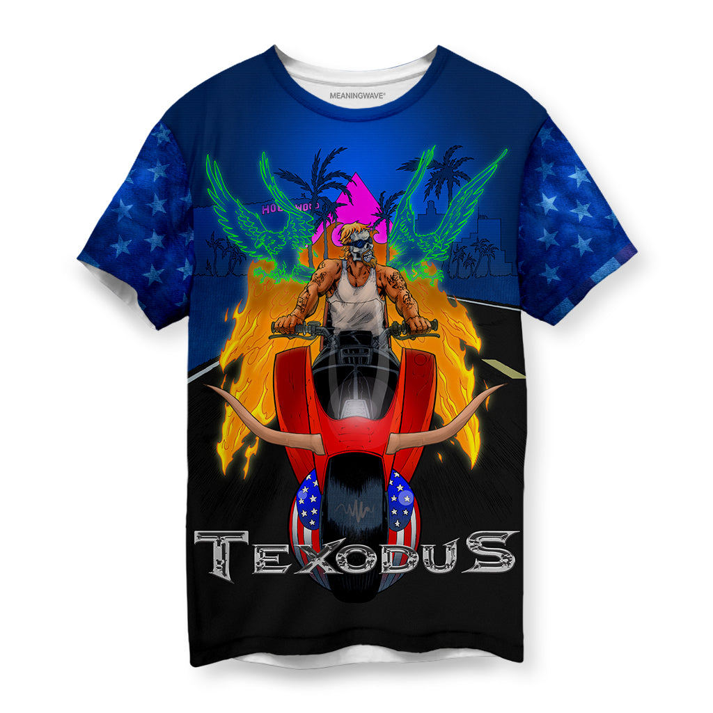 TEXODUS Men's T-Shirt