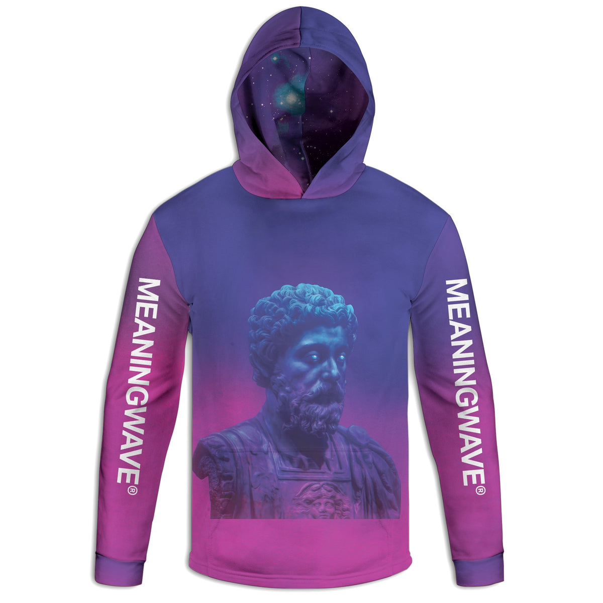 AKIRA THE DON & MARCUS AURELIUS - SELF CONTROL Hoodie | meaningwave.com