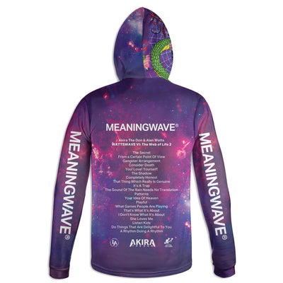ALAN WATTS - WATTSWAVE VI Hoodie | Fabrifaction.com