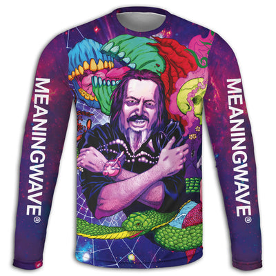 ALAN WATTS - WATTSWAVE VI Long Sleeve Tee | Fabrifaction.com