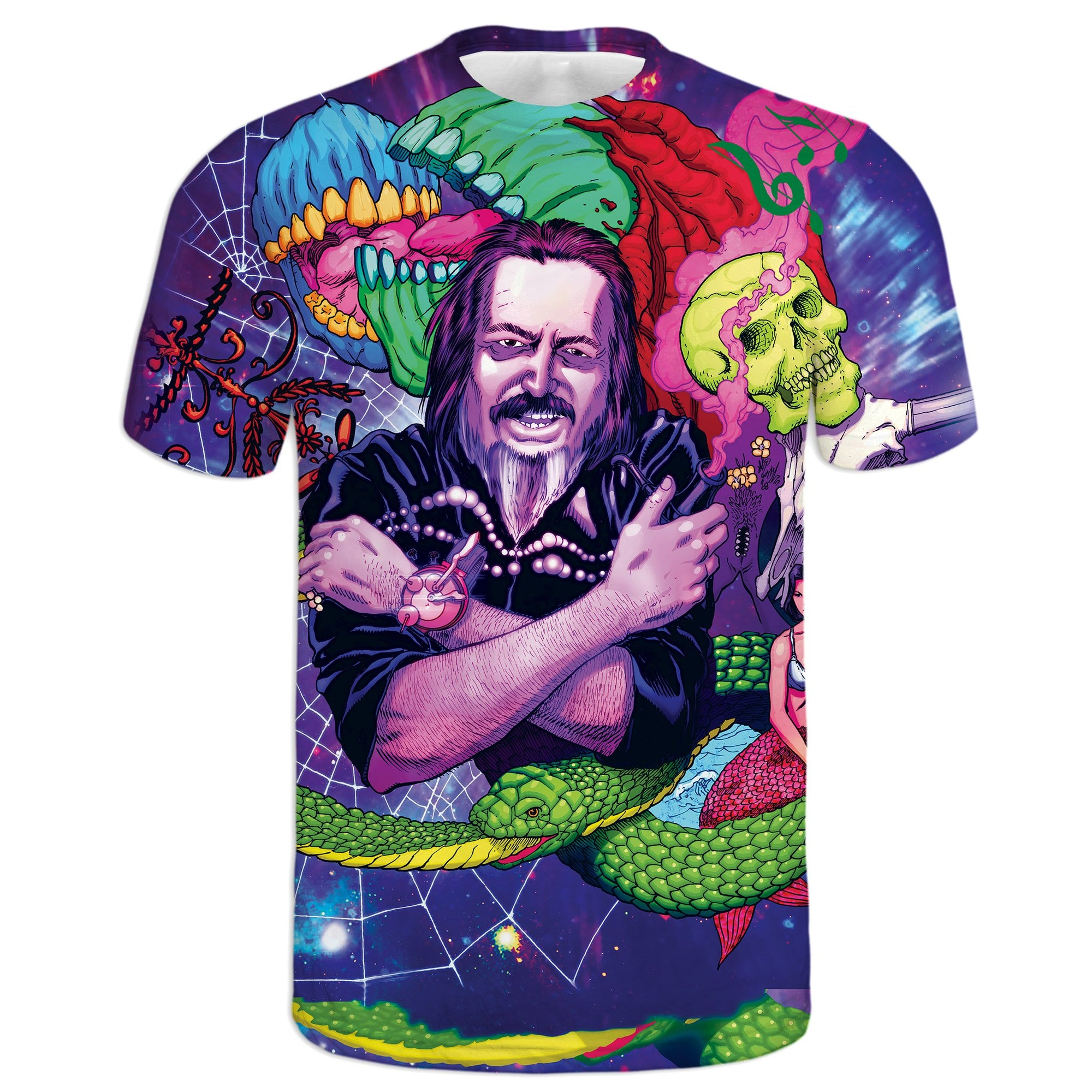 ALAN WATTS - WATTSWAVE VI Tee | Fabrifaction.com