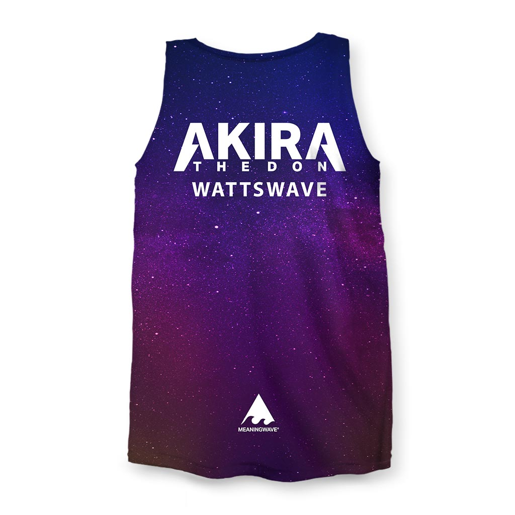 WATTSWAVE: How To Be A Better Person Men's Tank