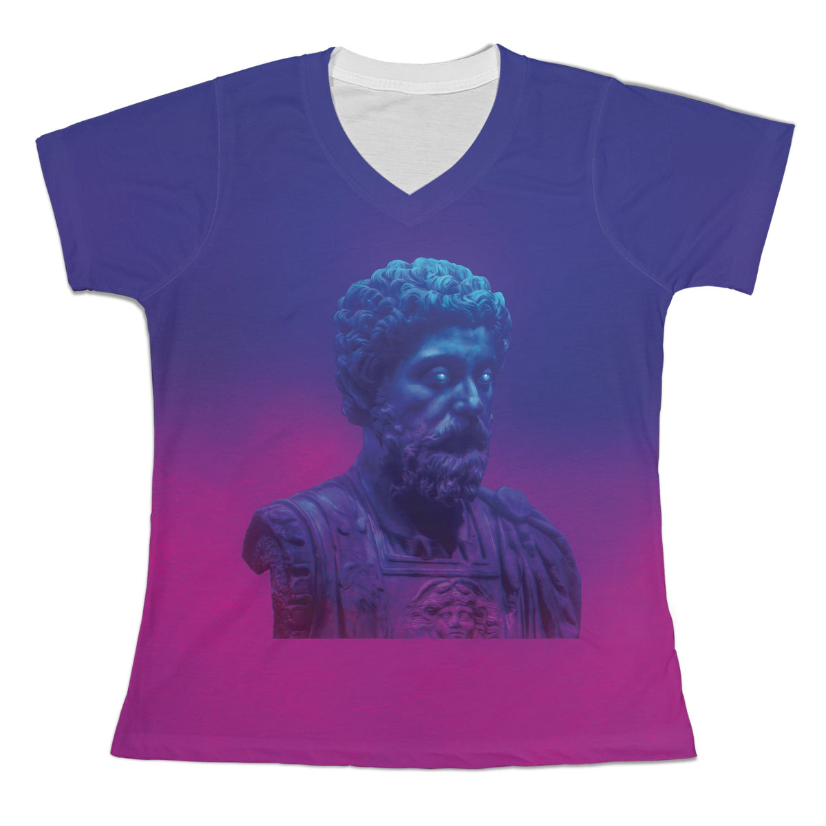 AKIRA THE DON & MARCUS AURELIUS - SELF CONTROL Women's Shirt | meaningwave.com