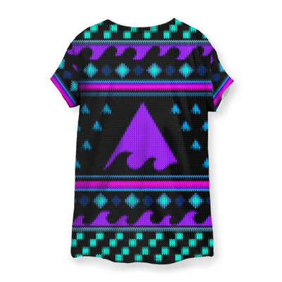 MEANINGWAVE CHRISTMAS 2 Women's T-Shirt