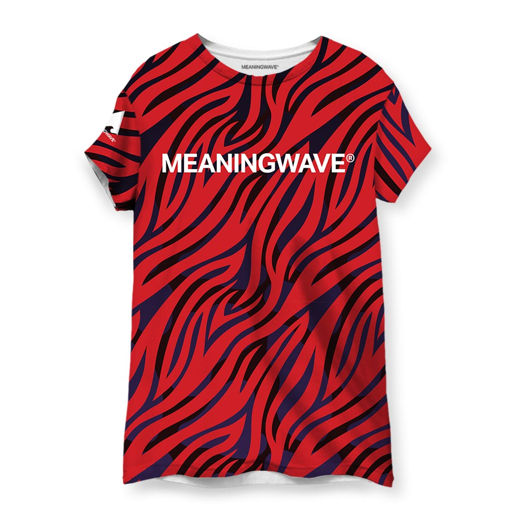 Meaningwave Rick James Neon Tiger Women's T-Shirt