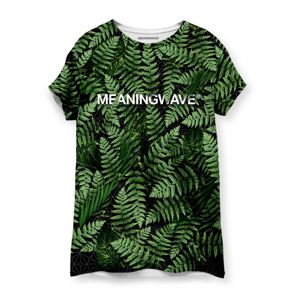MEANINGWAVE AESTHETIC FERN Women's T-Shirt