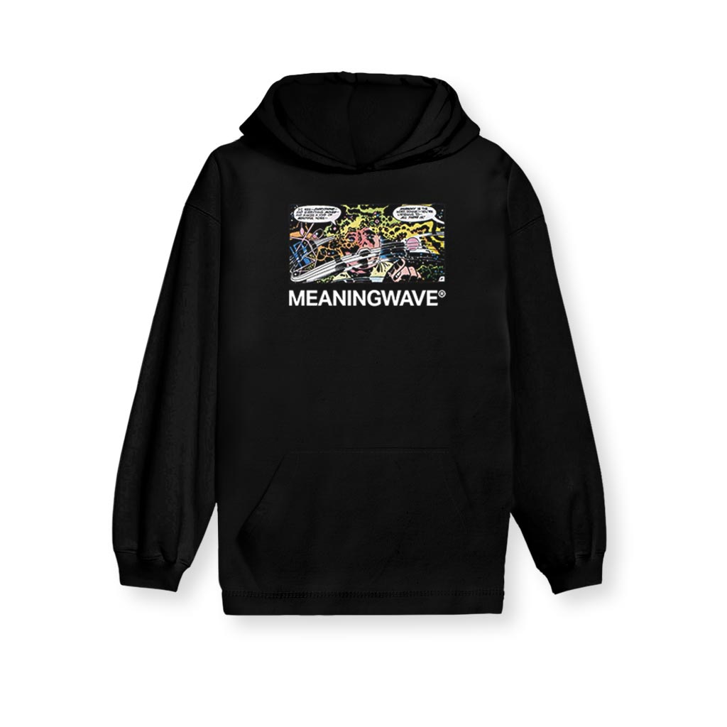 Meaningwave I See Everything Kid's Hoodie