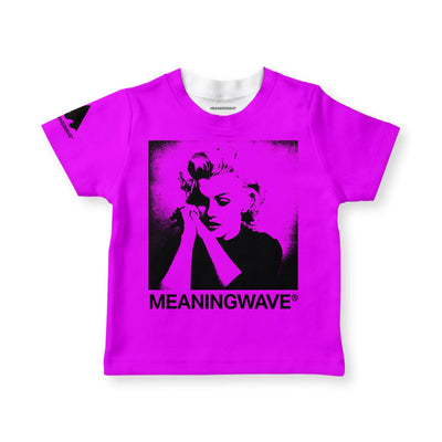 Marilyn Monroe - Generally Miserable Kid's T-Shirt