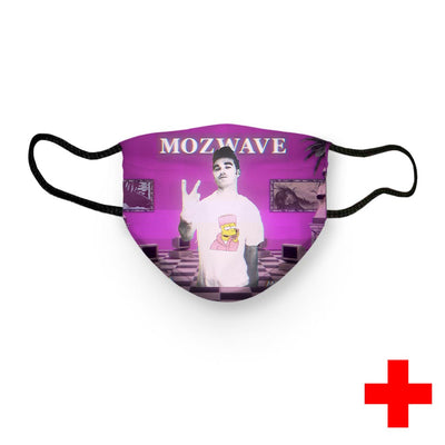 MOZWAVE Face Mask