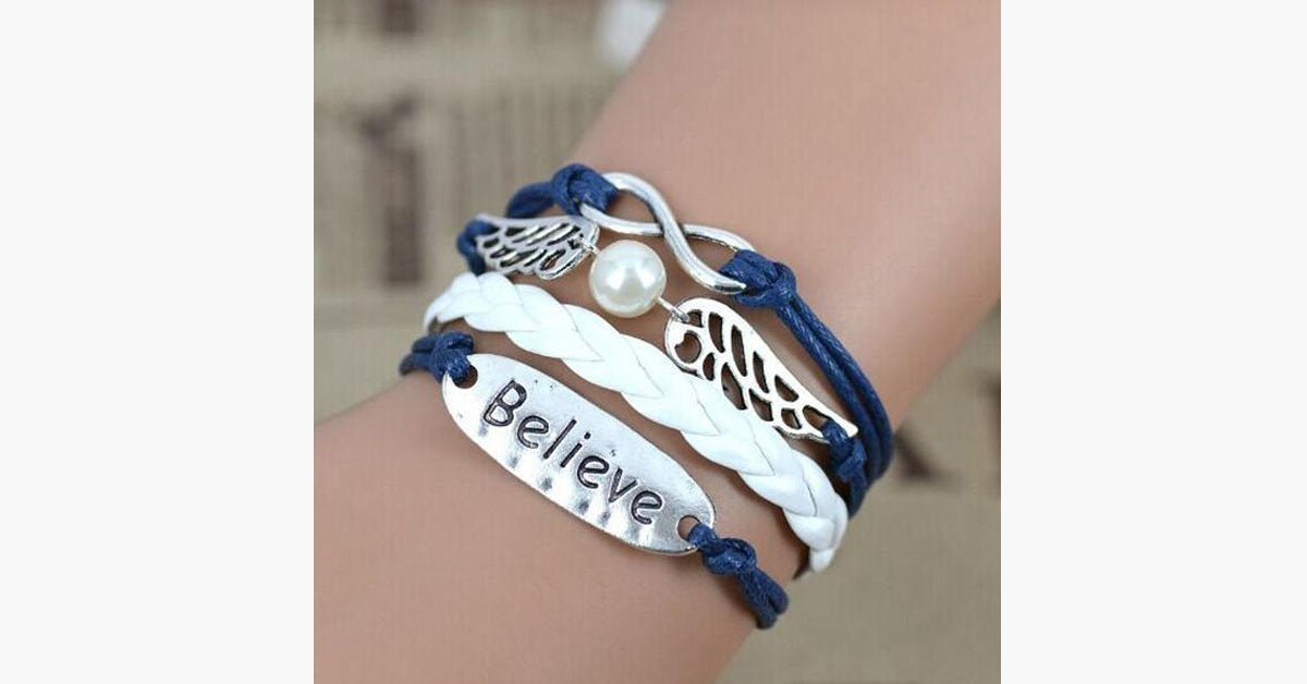 Infinity Angel Believe - FREE SHIP DEALS