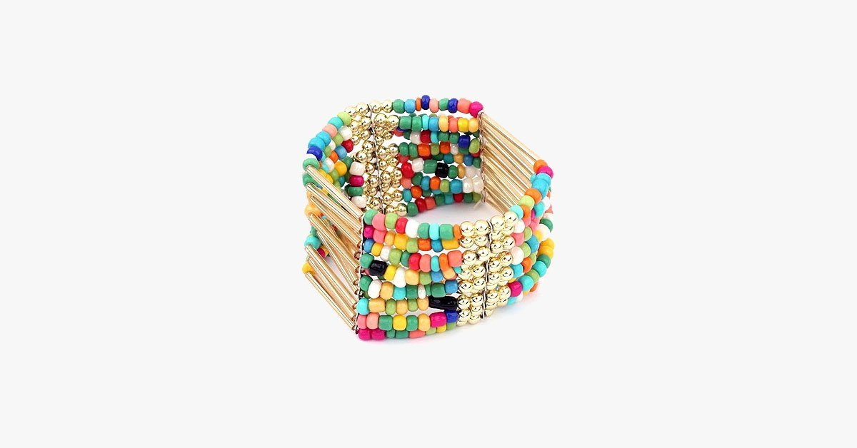 Bohemian Prague Bracelet - FREE SHIP DEALS