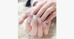 Artificial Ornamental Nails - FREE SHIP DEALS