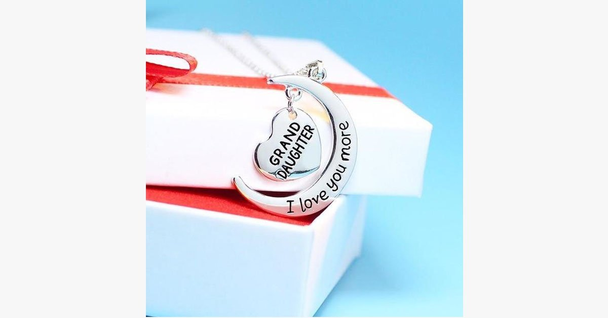 Granddaughter Love You More - FREE SHIP DEALS