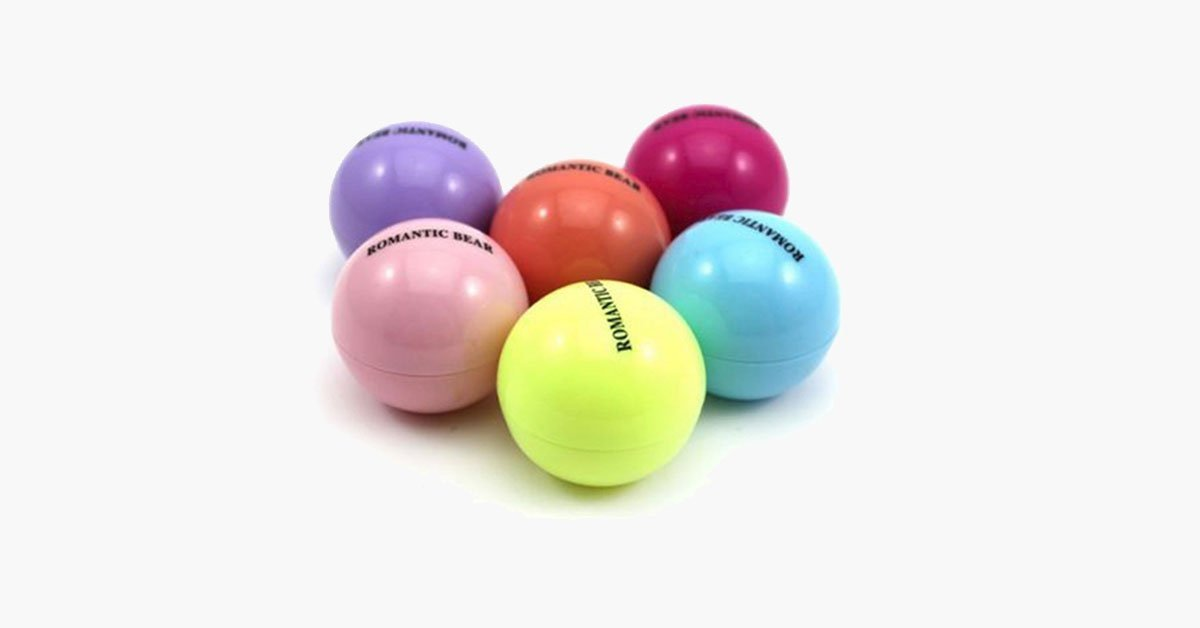 Flavorful Irresistible Lip Balm - Available in Different Colors - Achieve Soft & Kissable Lips!
