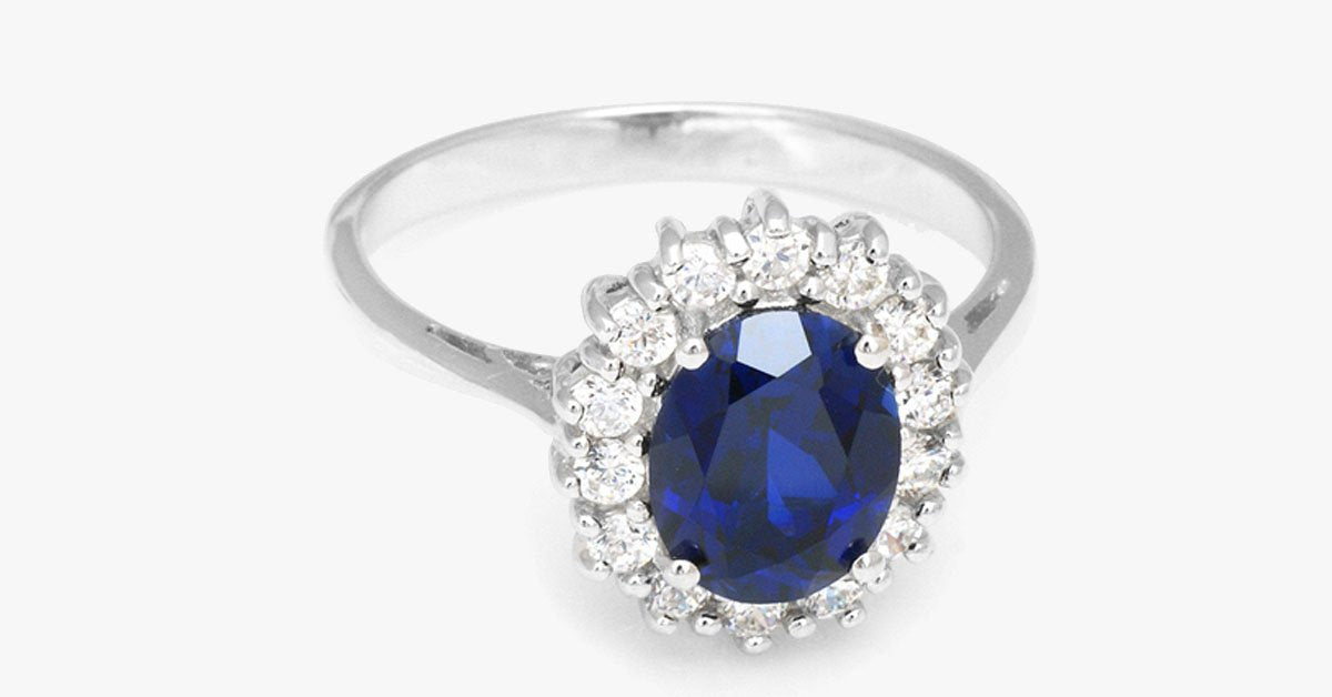 Sapphire Bold Ring