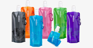 Vapur Portable Water Bottles - FREE SHIP DEALS