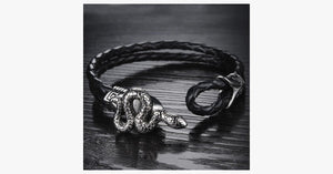 Cobra Men's Bracelet - FREE SHIP DEALS