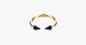 Black Love Arrow Bangle - FREE SHIP DEALS