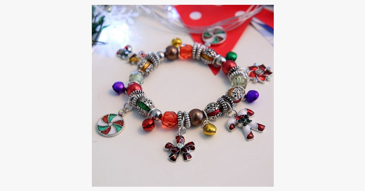 Candy Land Charm Bracelet - FREE SHIP DEALS