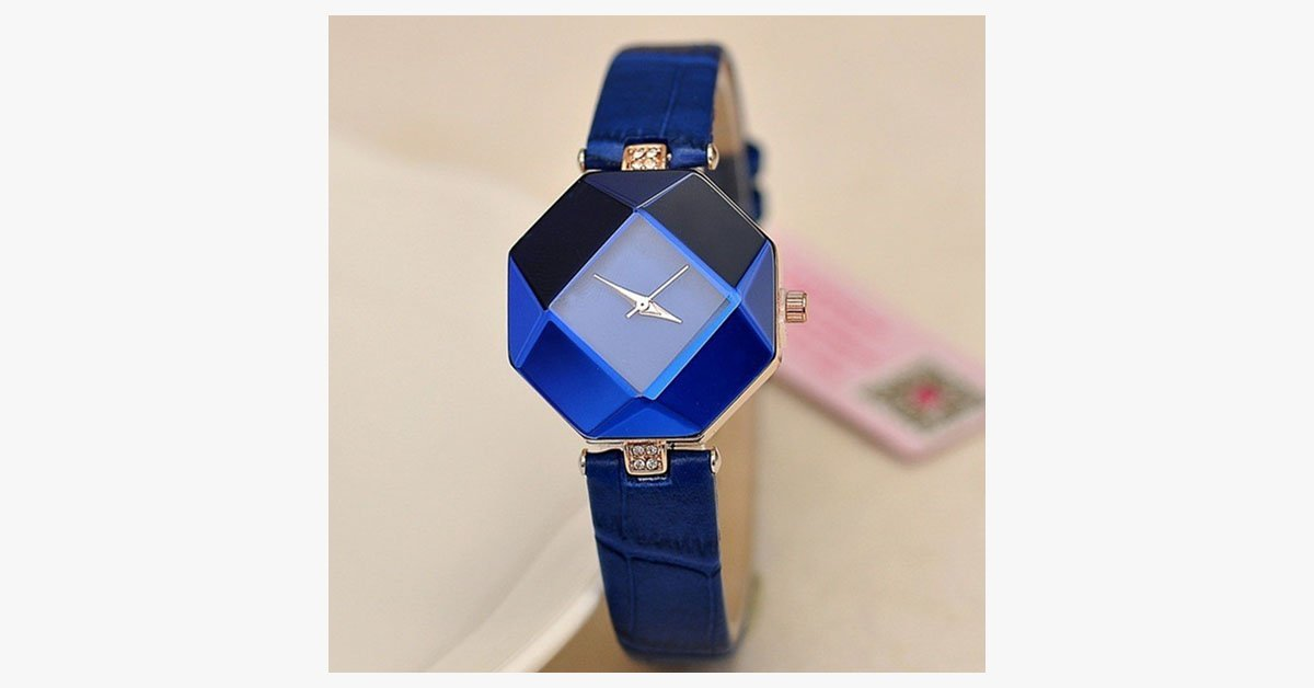 Fashion Quartz Wristwatch - FREE SHIP DEALS