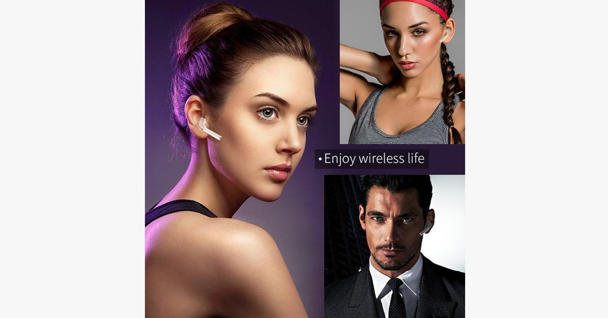 iOS Wireless Headphones – Your Perfect Travel Partner!