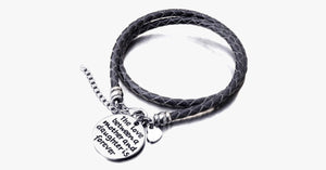 Mother and Daughter is Forever Hand Stamped Bracelet- Lobster clasp- Fashionable