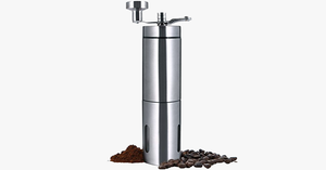 Portable Coffee Mill – Begin Your Mornings With Great Coffee!