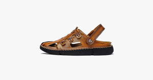 Men's Casual Breathable Holes Sandals