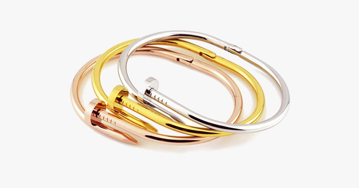 Nail Bangle - FREE SHIP DEALS
