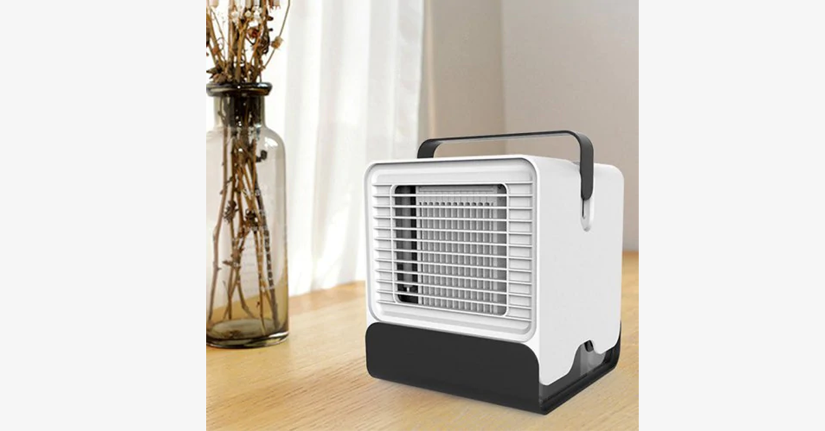Air Conditioner Fan Light