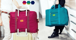 Foldable Handy Travel Luggage Organiser - FREE SHIP DEALS