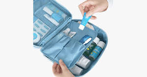 Portable Travel Organizer