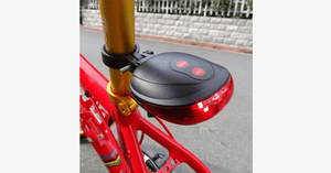 Bike Laser LED Tail Light - FREE SHIP DEALS