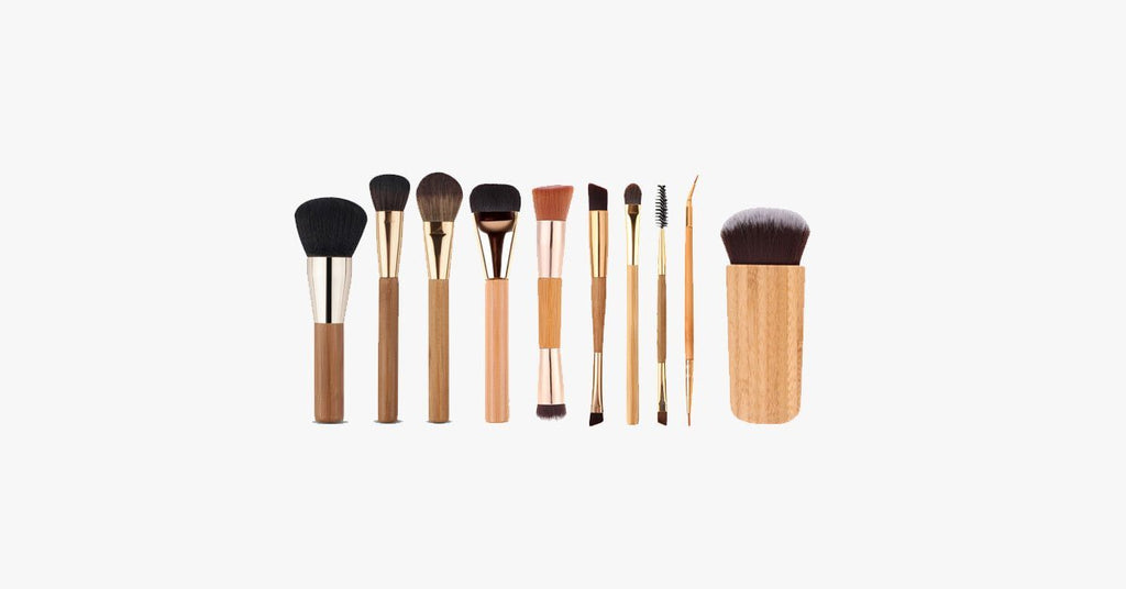 10 Piece Professional Brush Set - FREE SHIP DEALS