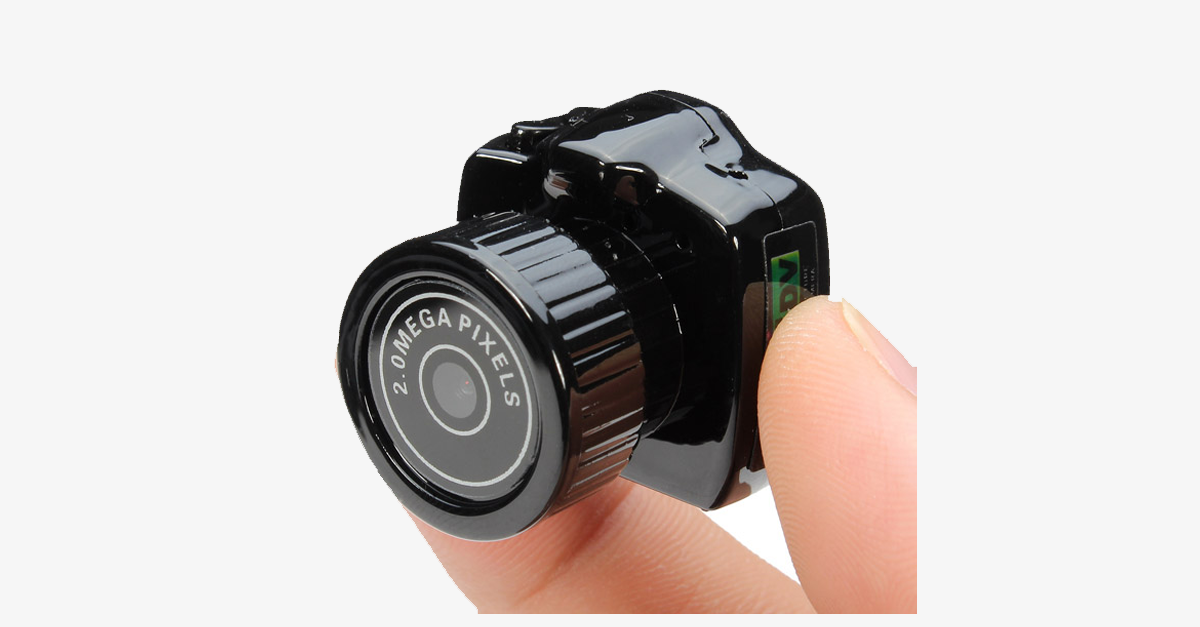 720p HD Mini Camera & Camcorder - FREE SHIP DEALS