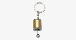 Portable Gear Shift Gearbox Keychain – A Must Have for Automobile Enthusiasts