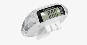 LCD Multi-function Calorie Steps Counter Pedometer - FREE SHIP DEALS