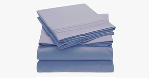 Microfiber Bed Sheet Set