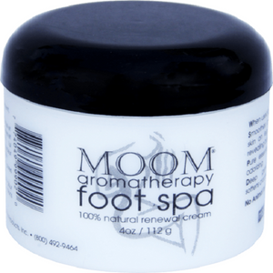 MOOM Aromatherapy Foot Spa Cream